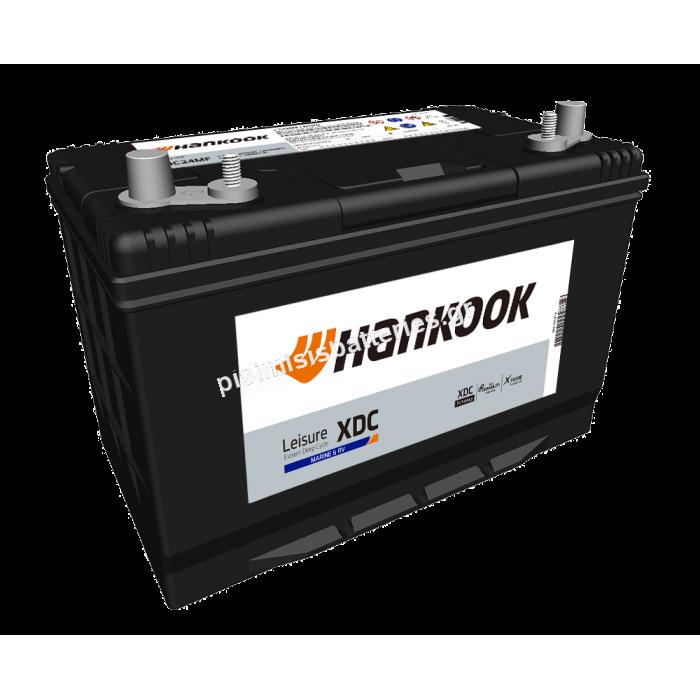 Μπαταρία Βαθειάς Εκφόρτισης Hankook XDC24MF 12V 80Ah