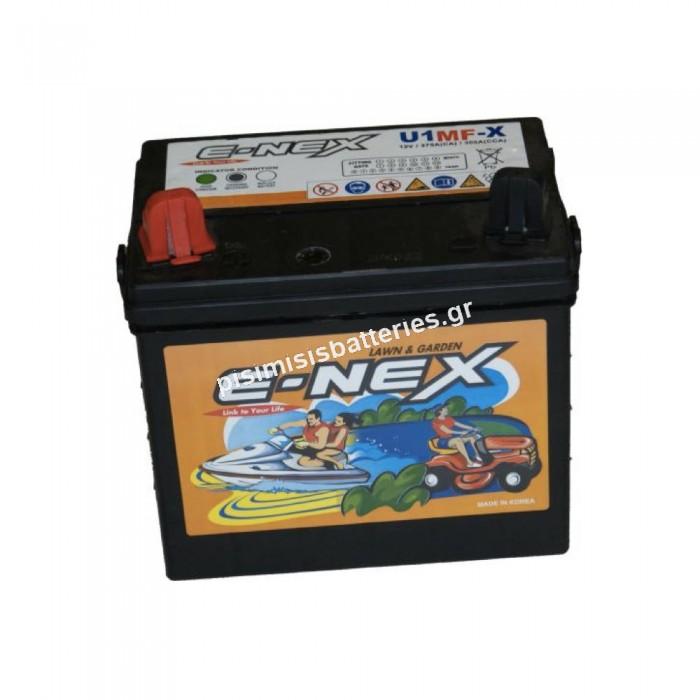 Μπαταρία για γεννήτριες E-NEX U1MF-X 12V 30Ah