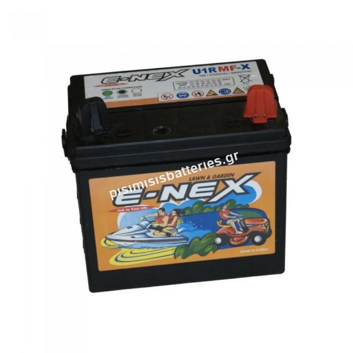 Μπαταρία για γεννήτριες E-NEX U1MRF-X 12V 30Ah