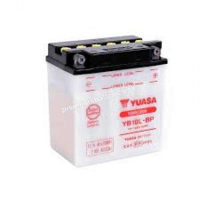 Μπαταρία μοτοσυκλέτας Yuasa YB10L BP