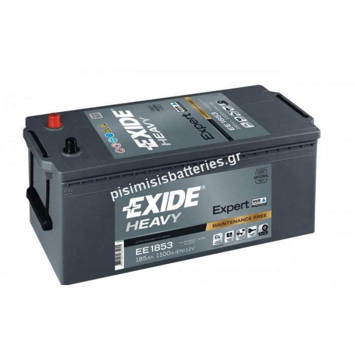 Μπαταρία για Φορτηγά EXIDE EXPERT HRV EE1853
