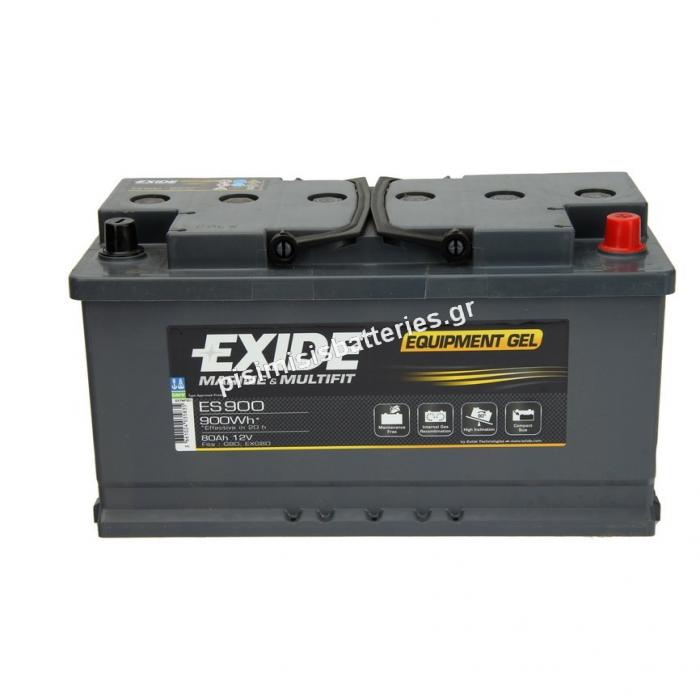 Μπαταρία για Τροχόσπιτα EXIDE ES900-bat