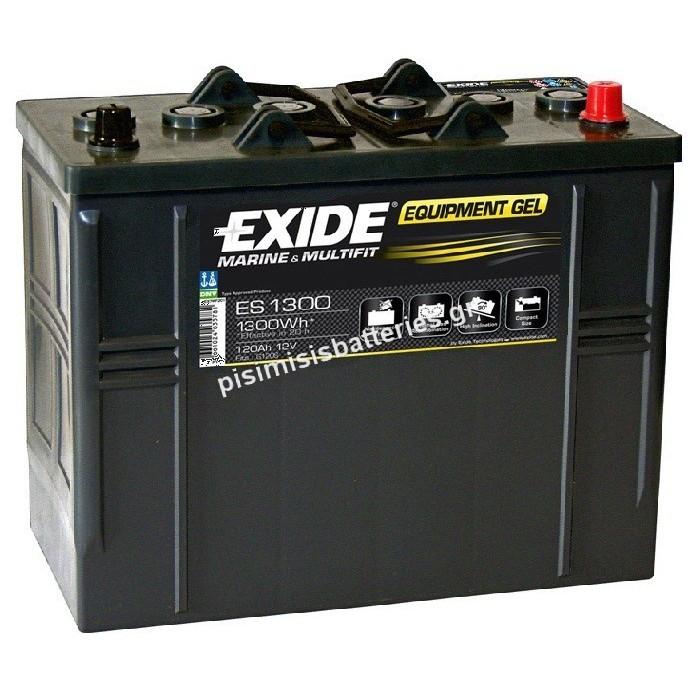 Μπαταρία για Σκάφη EXIDE ES1300