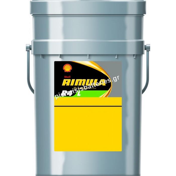 Λιπαντικό Shell Rimulla R4 L 15W-40 20L