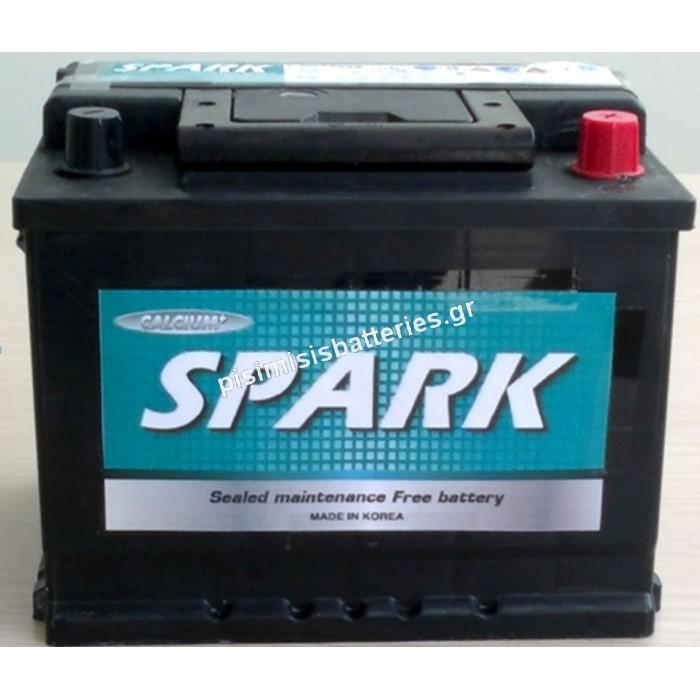 Μπαταρία Αυτοκινήτου SPARK SMF80D26L
